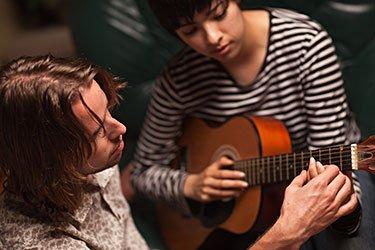 Guitar lessons Wichita KS