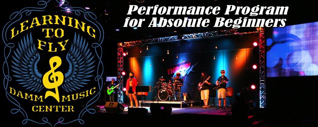 Music performance program