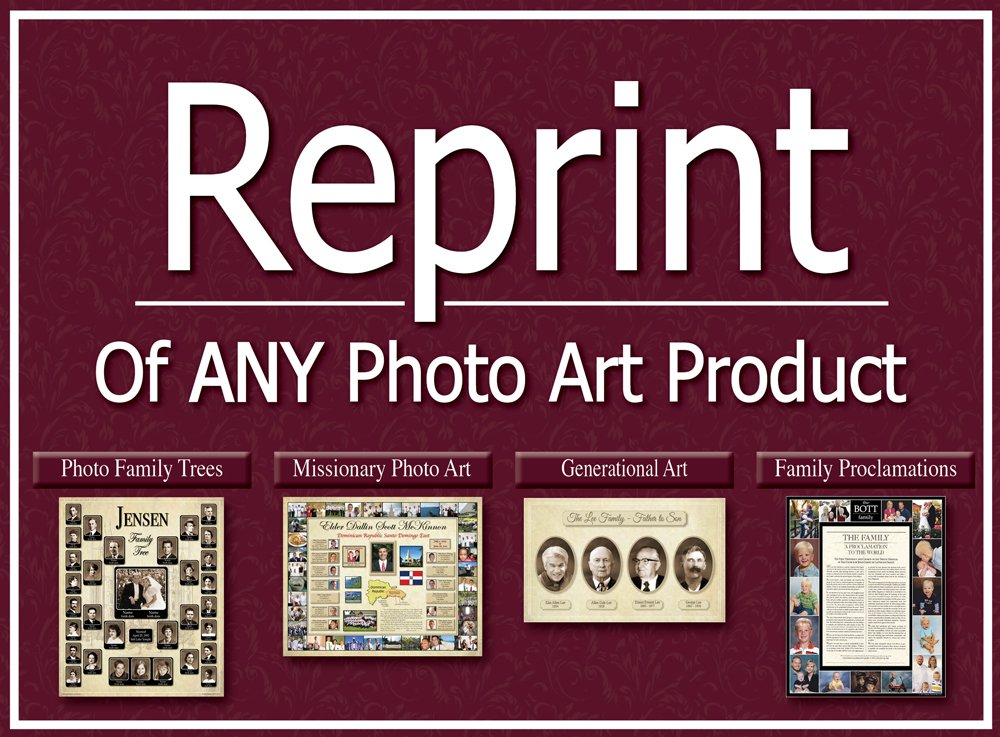 REPRINTS of your completed artwork