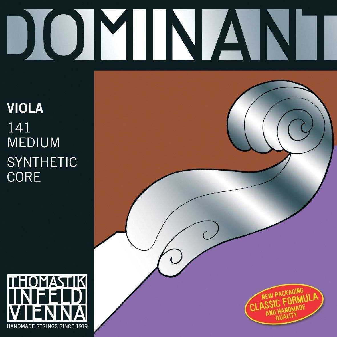 Dominant Viola Strings Medium Synthetic Core