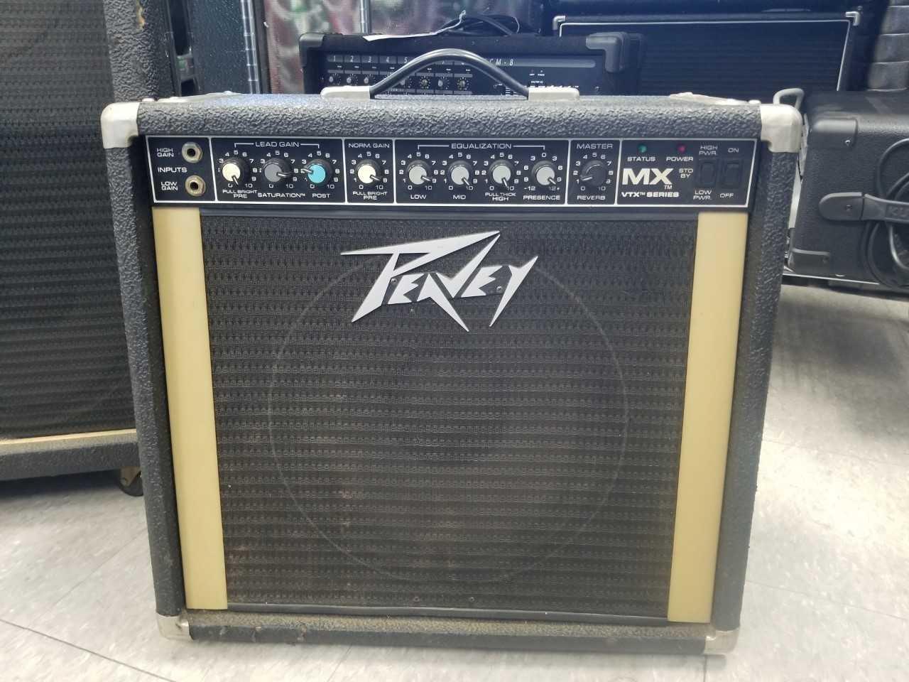 Used Peavey 112BW MX VTX Guitar Amp
