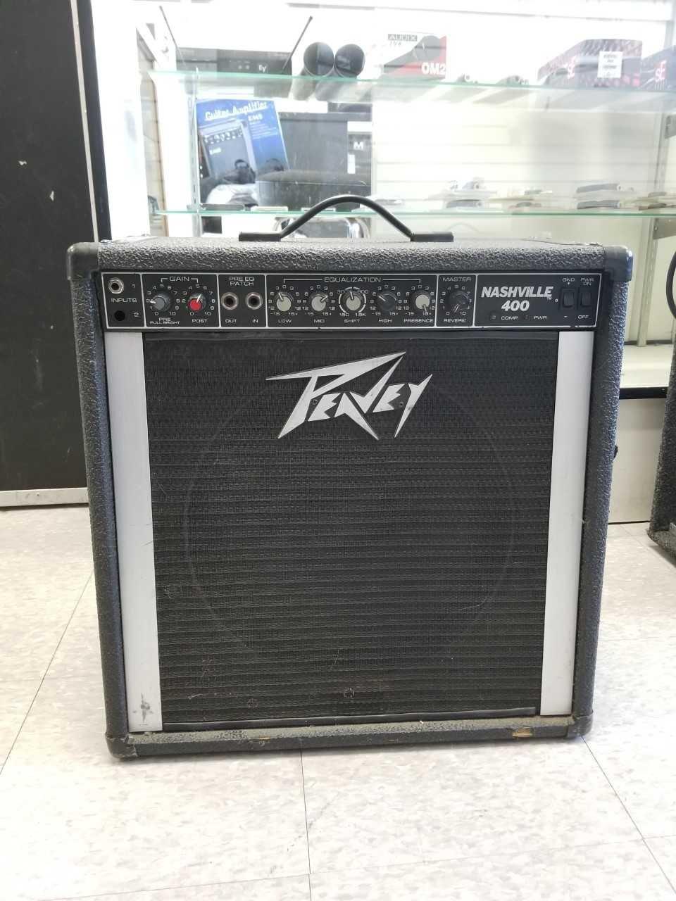 Used Peavey Nashville 400 Amp