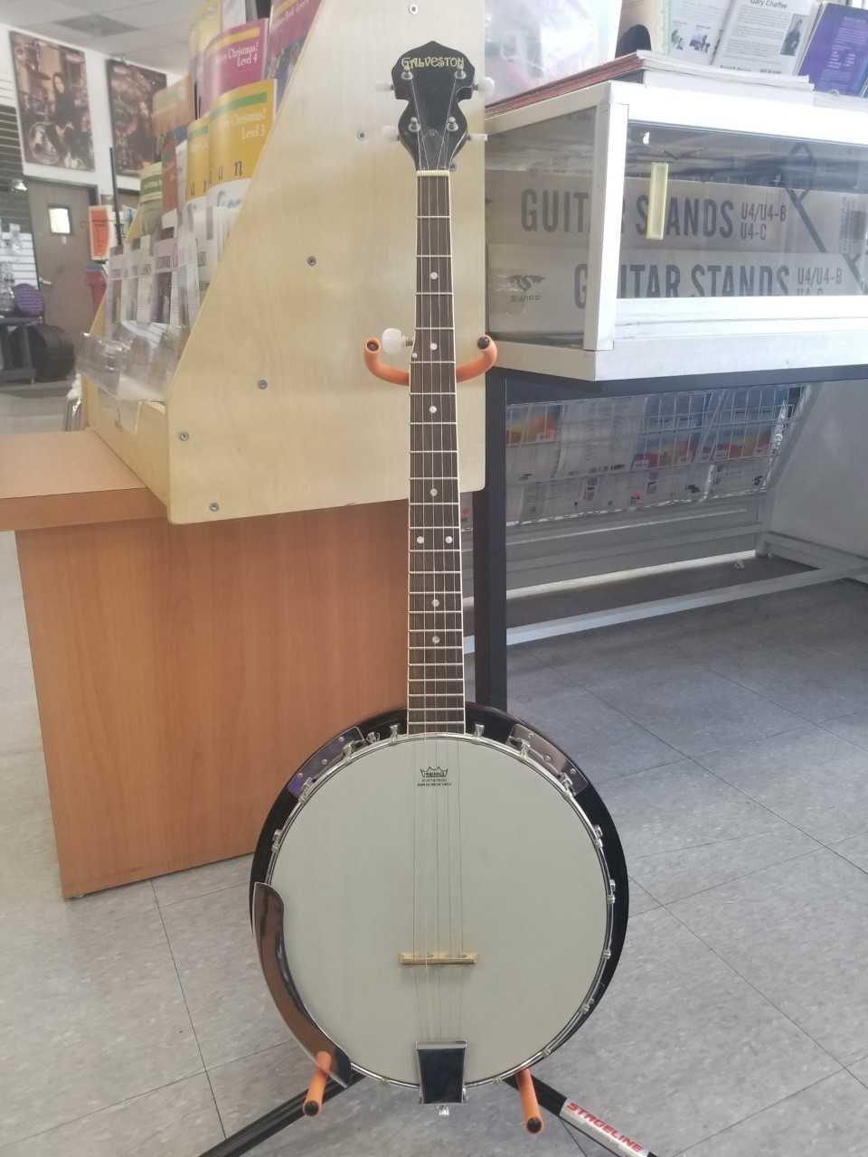 Galveston 5-string Banjo