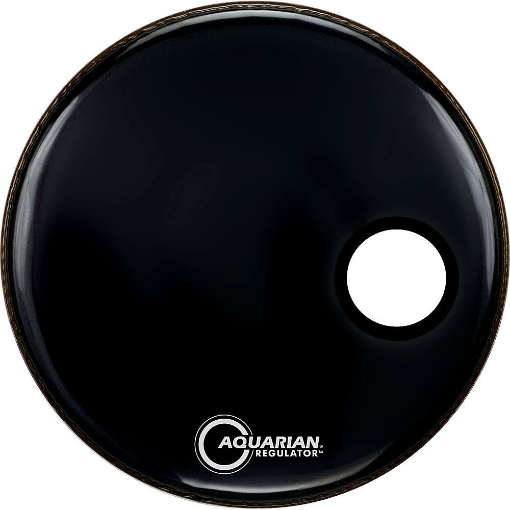 Aquarian 22 Regulator Black Small Hole