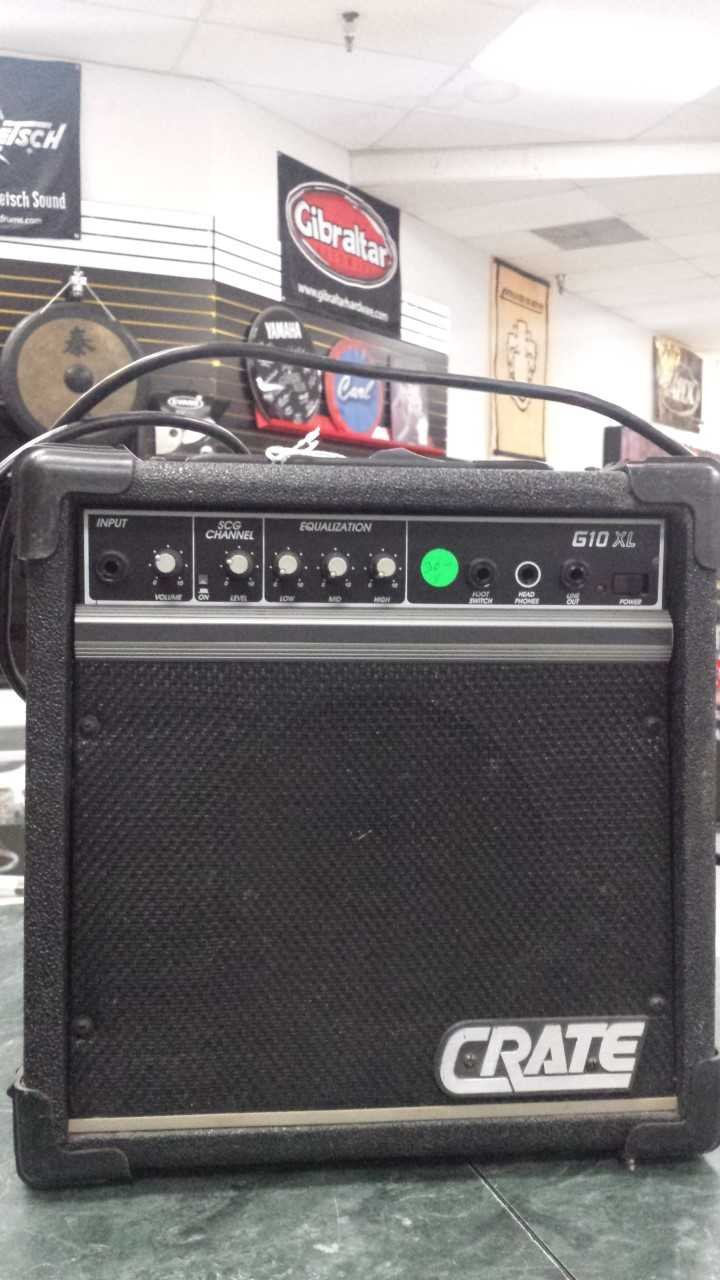 Crate G10 XL Practice Amp - Used