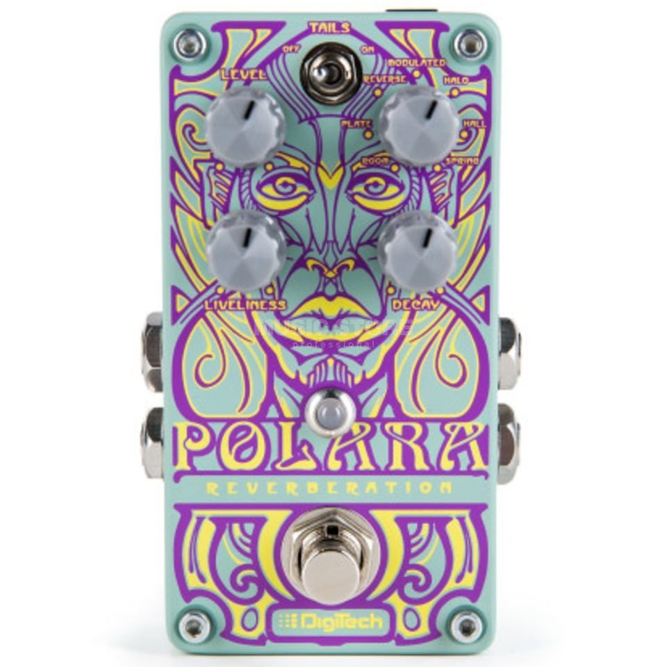 Polara Reverberation Pedal