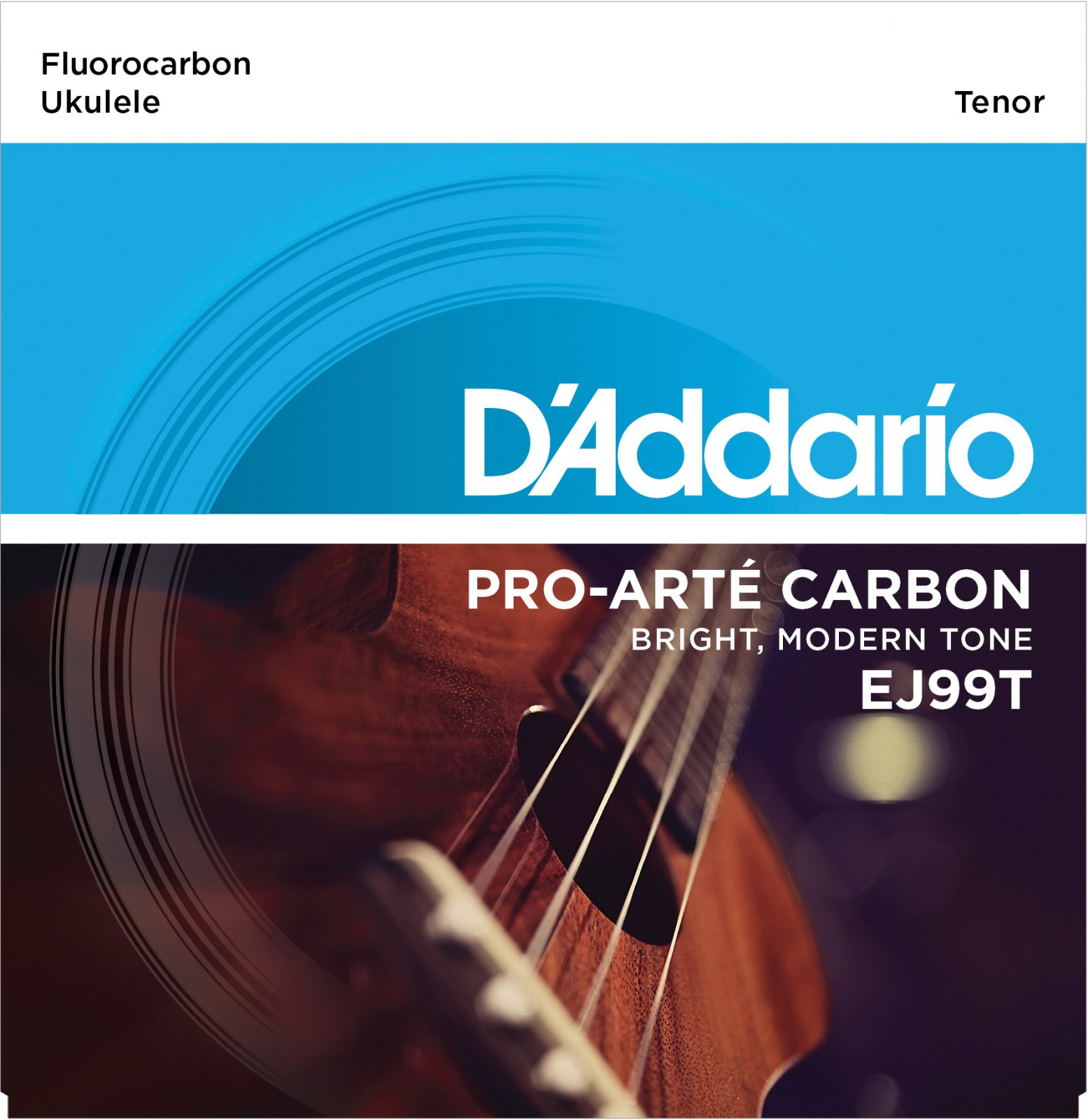 D'Addario Fluorocarbon Tenor Ukulele Strings