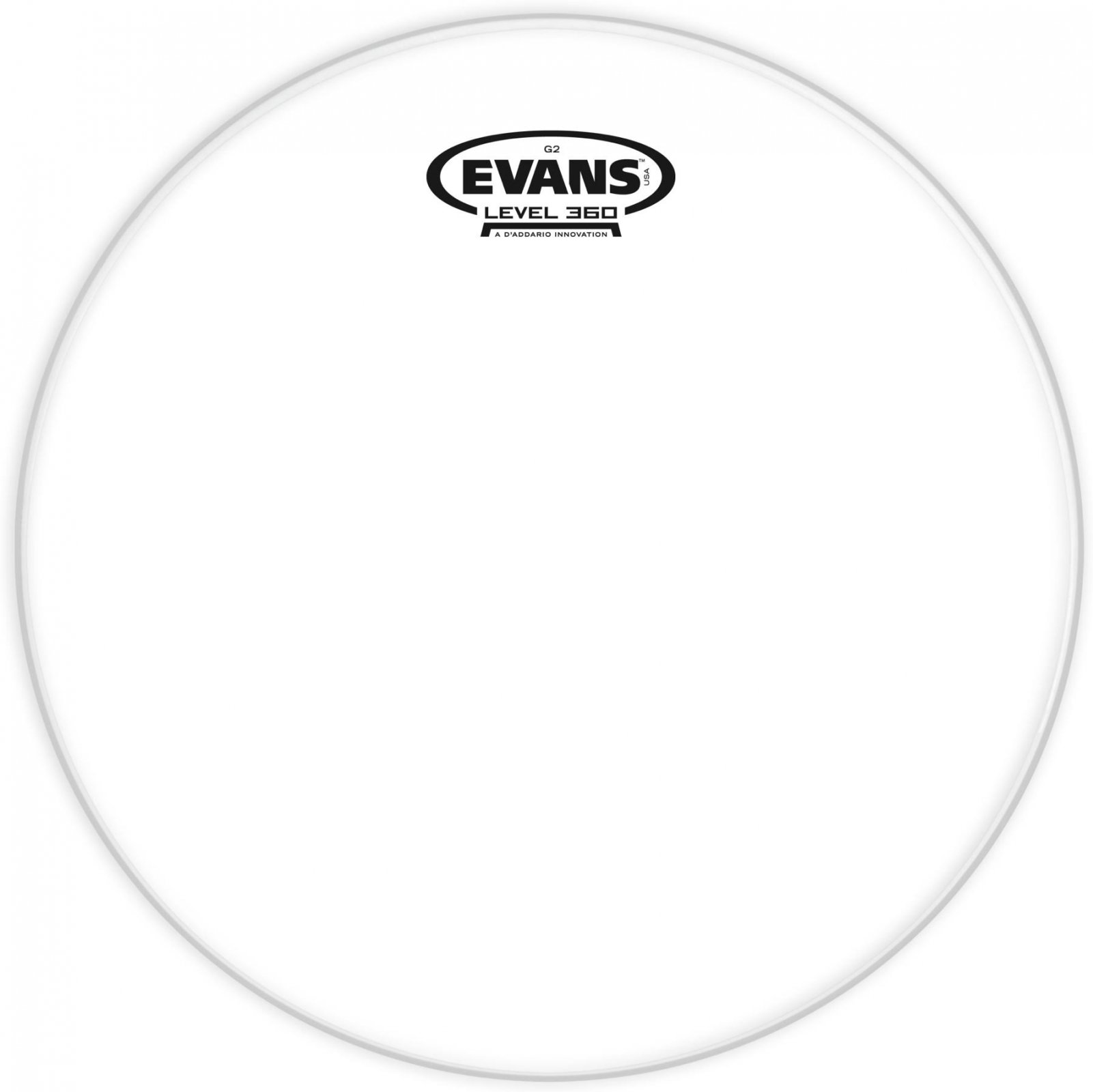 Evans 10 G2 Clear 2ply