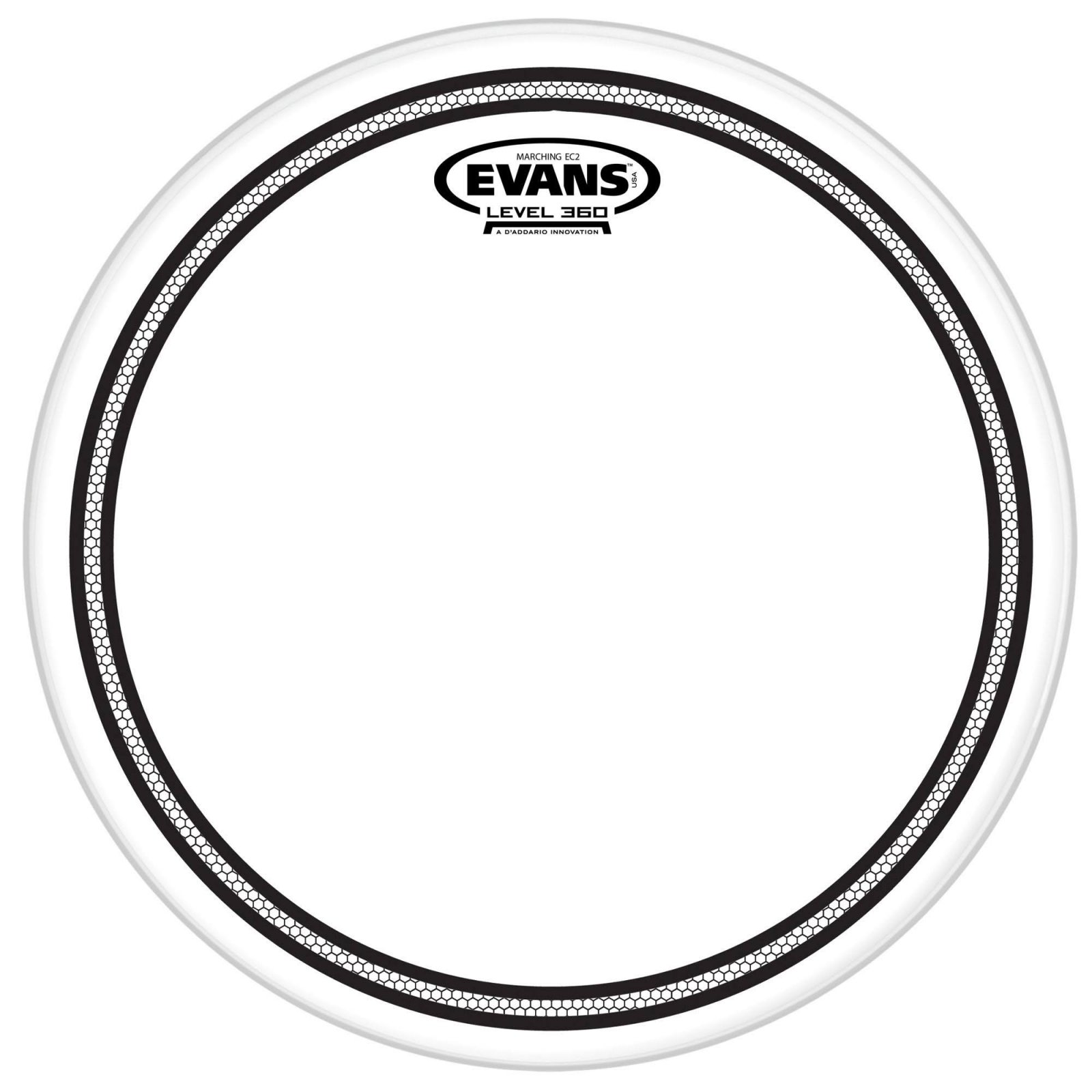 Evans 10 Marching Clear EC2S