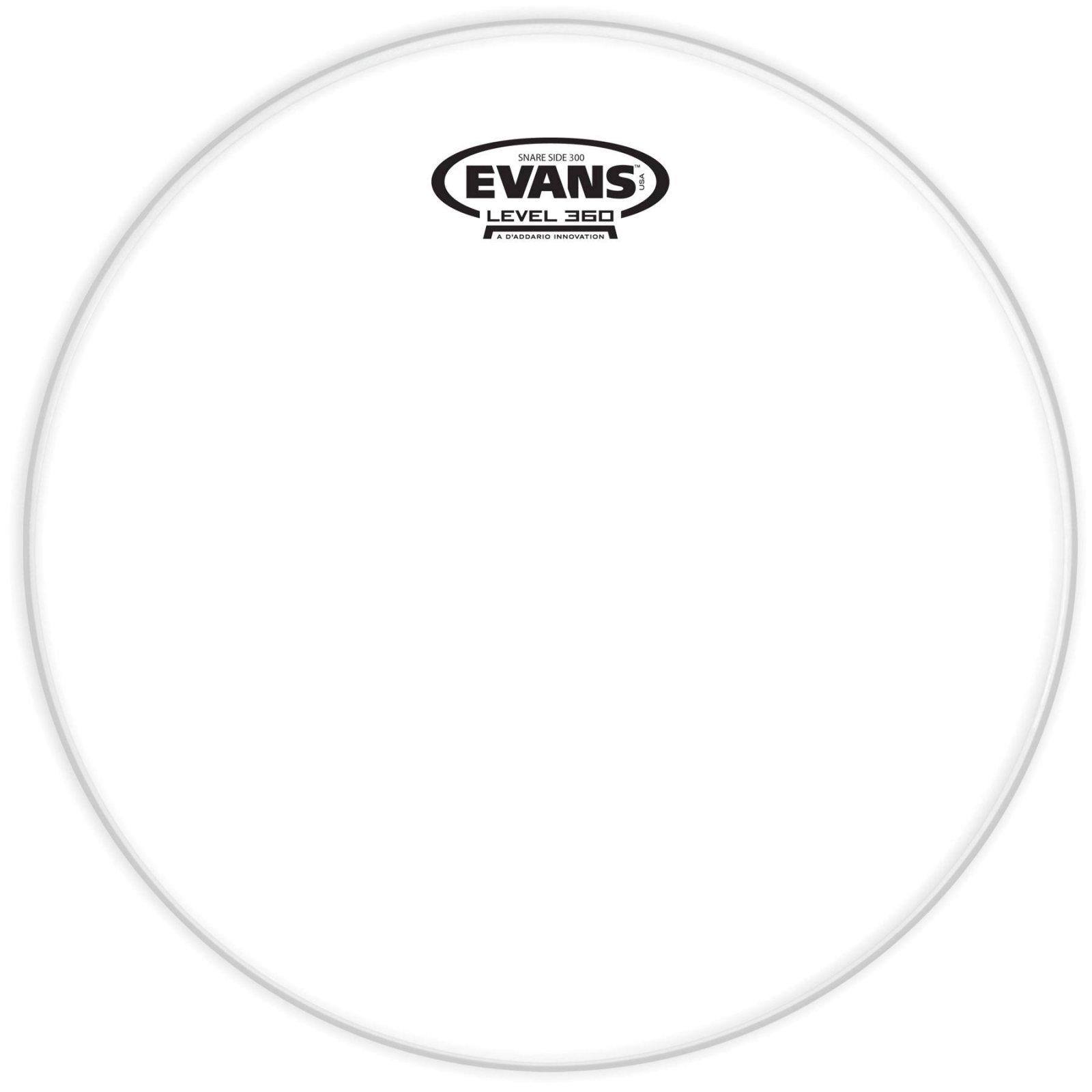 Evans 13 Snare Side 300