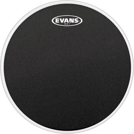 Evans 13 Hybrid Black Snare