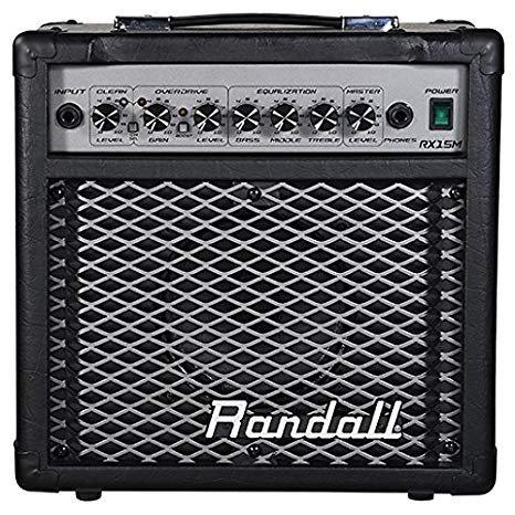 Randall 15w Practice Amp