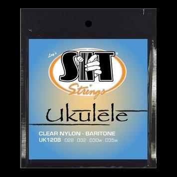 SIT Clear Nylon Baritone Ukulele Strings