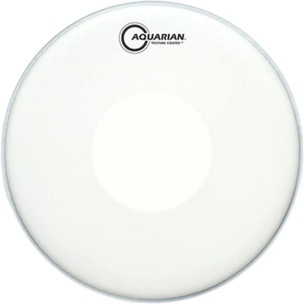 Aquarian Coated w/ Power Dot 14 Drumhead