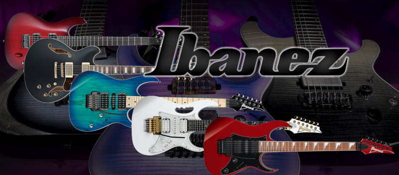 Ibanez - Return to Main Page