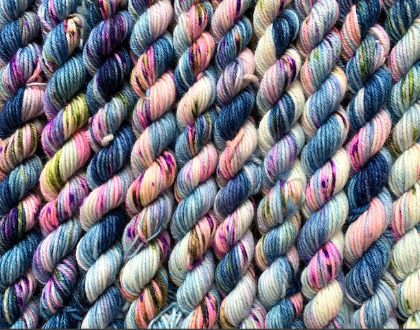 Dream in Color Smooshy Cashmere Blend Sock