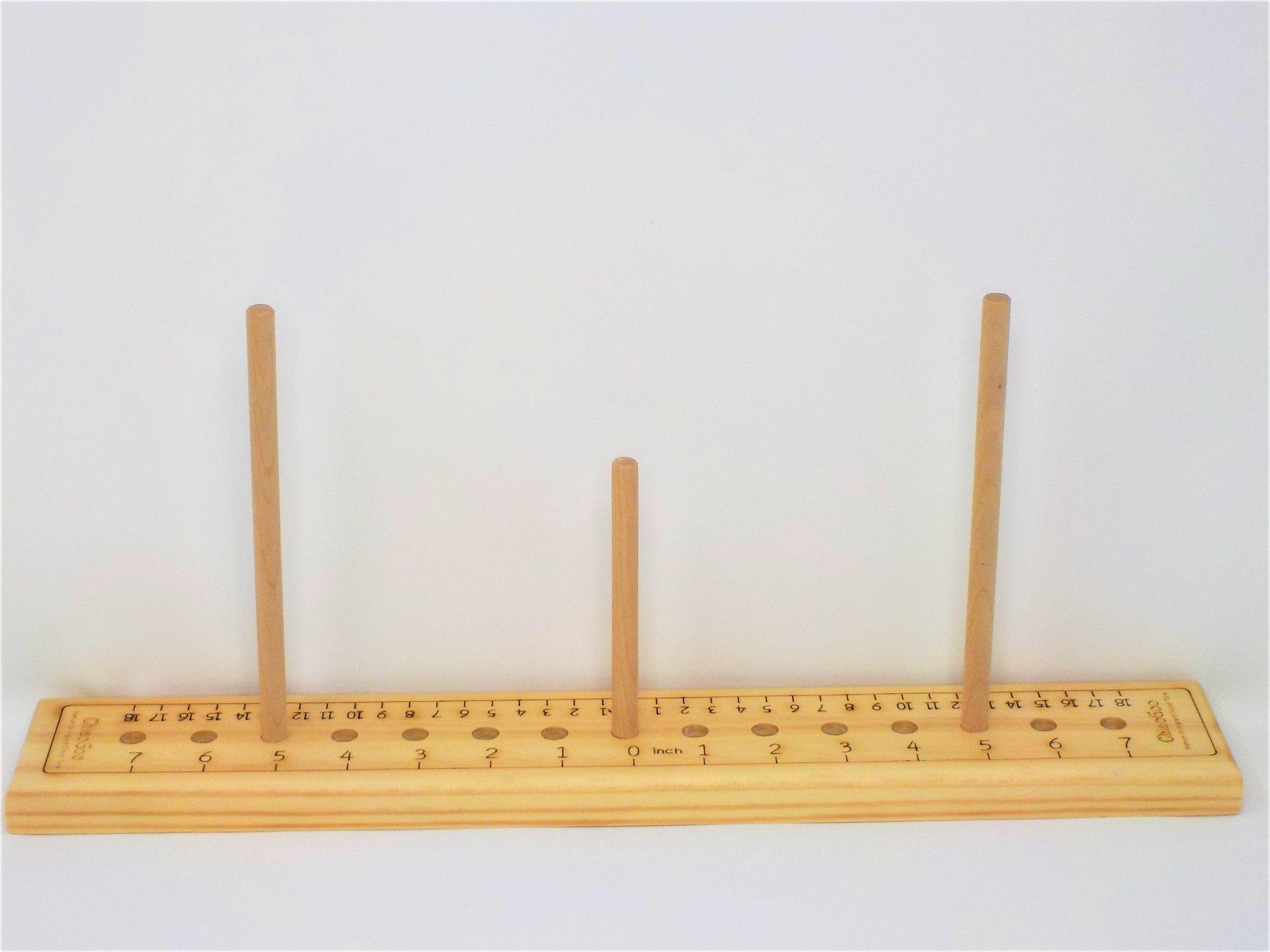 Chiao Goo Wooden Fringer