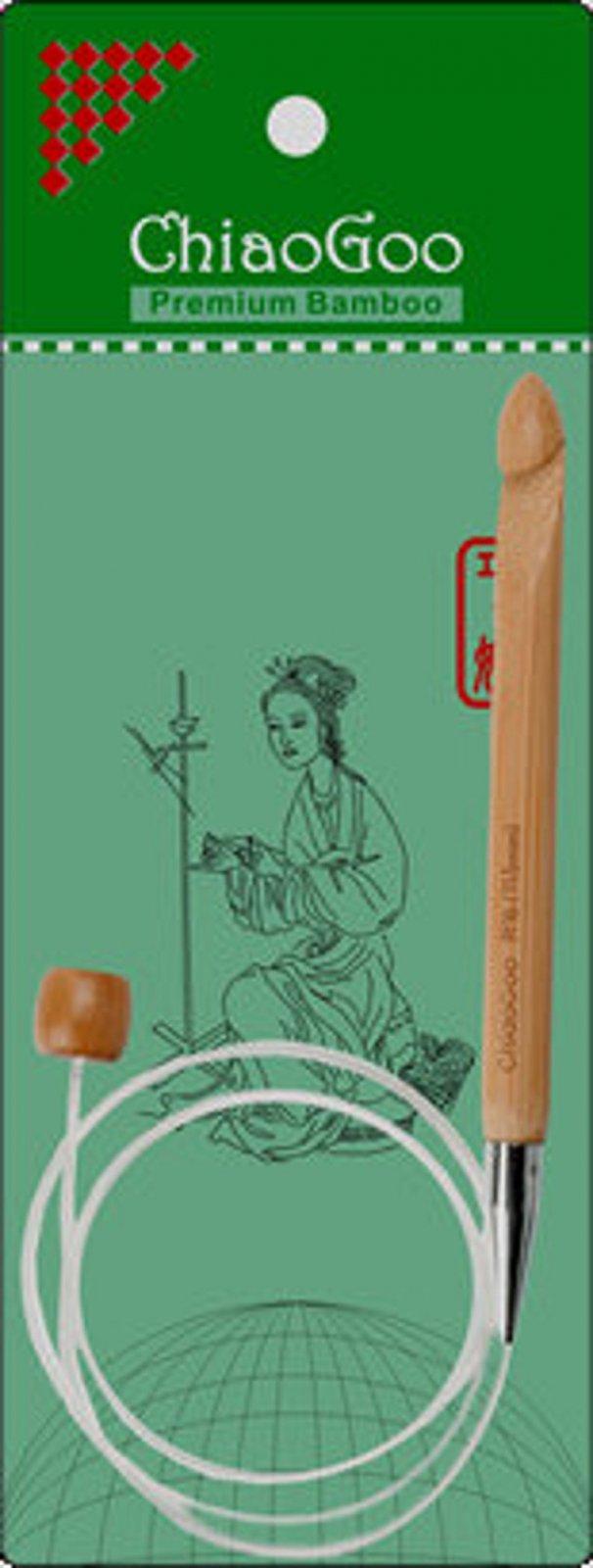Chiao Goo Premium Bamboo Circular Hook