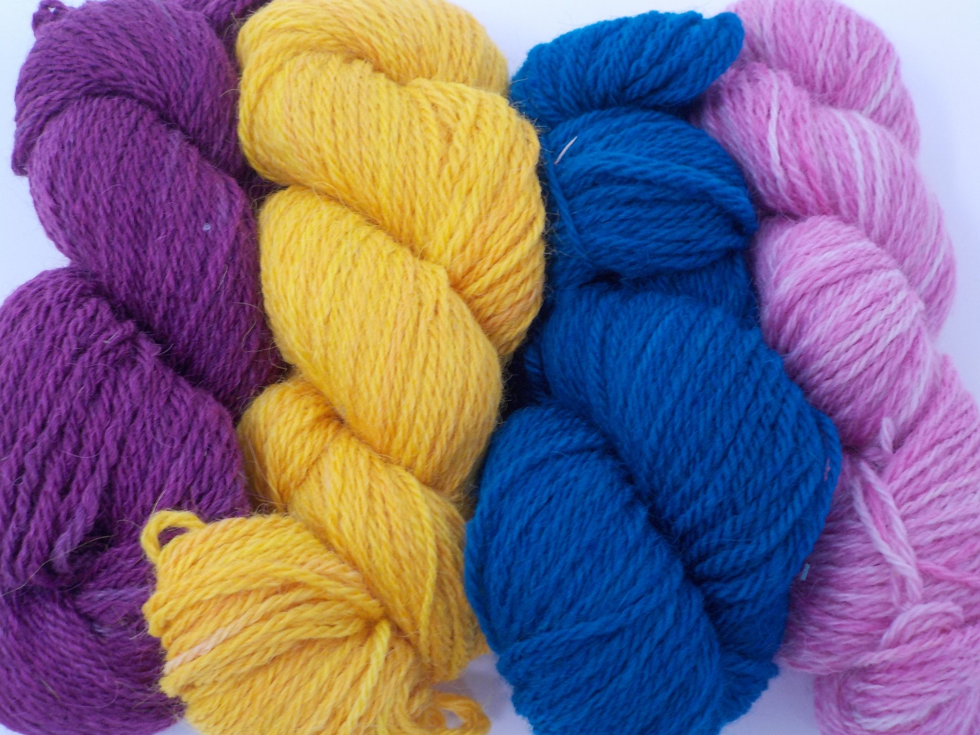 Little Gidding Farm Suris Mini Skein Kit