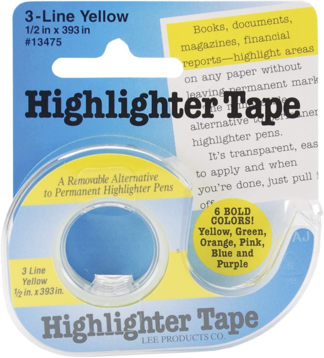 Highligher Tape