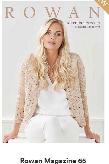 Rowan Knitting & Crochet Magazine #65