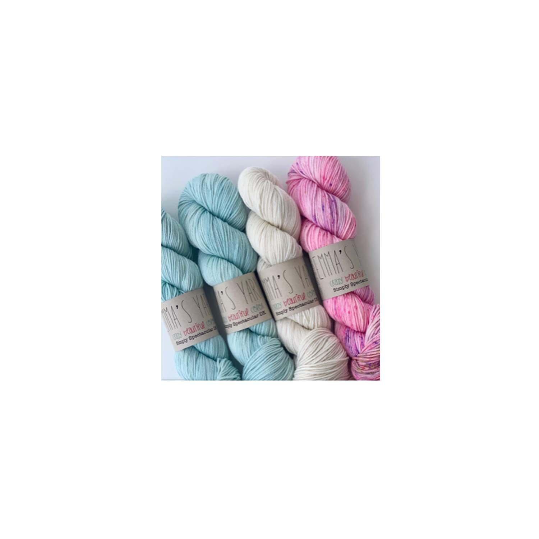 LYS Day 2021 - Casapinka Noncho & Emma's Yarn Kits