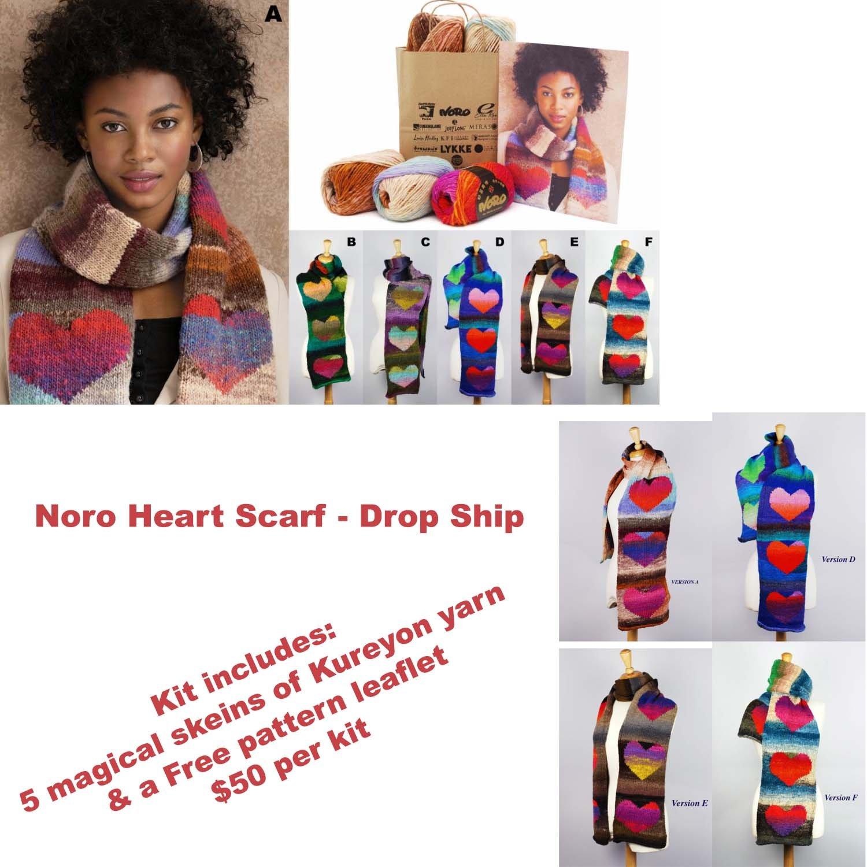 Noro Heart