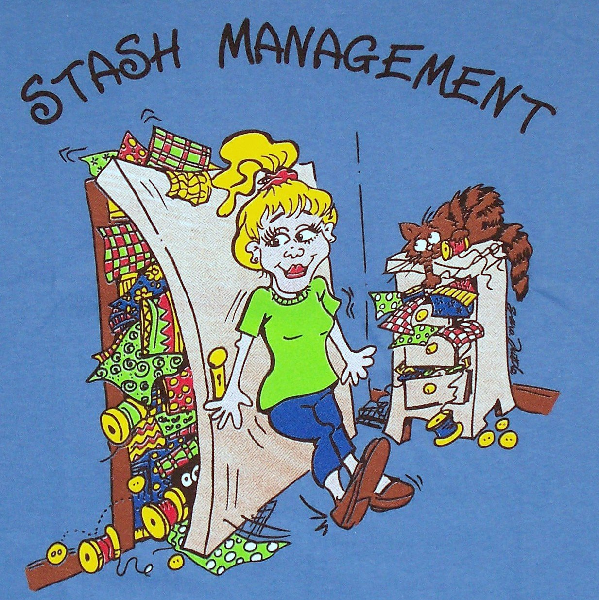Stash Management!!