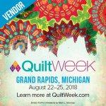 AQS Quiltweek Grand Rapids Michigan