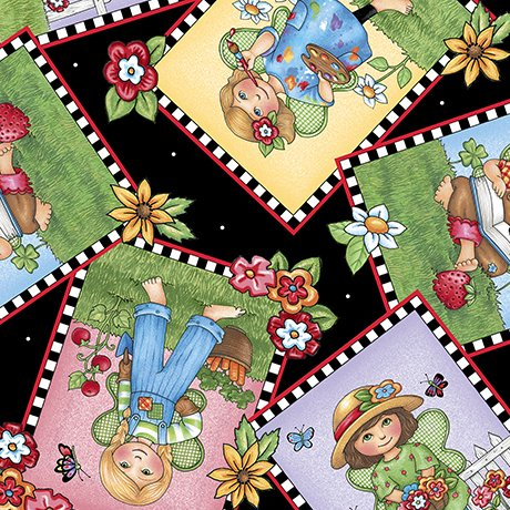 Mary's Fairies...Patch