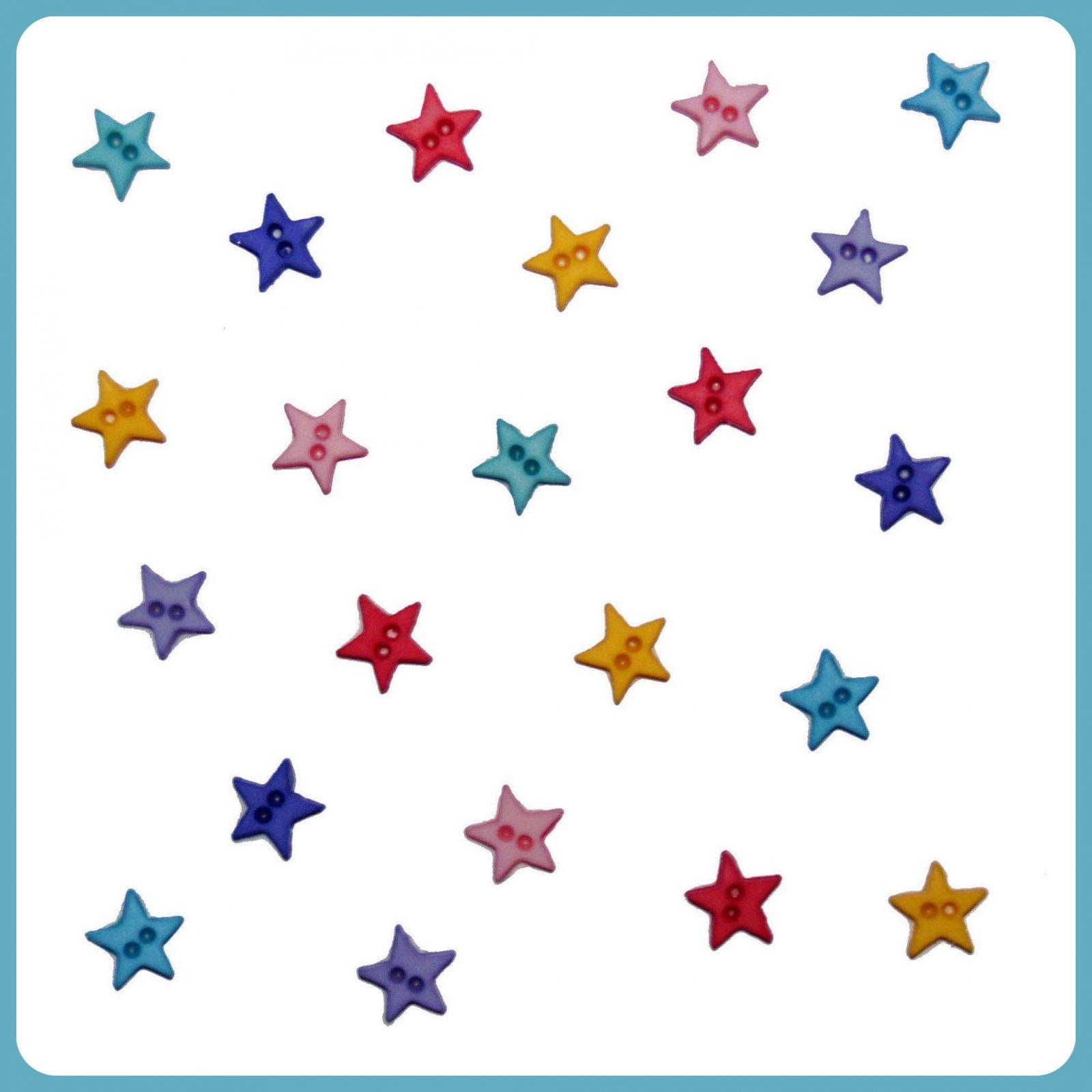Micro Miniature Collection...Stars