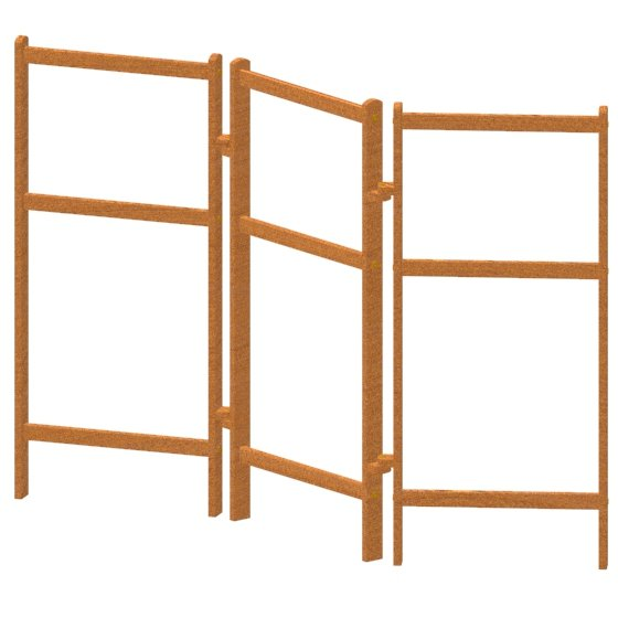 Quilt Ladder - Three Panel