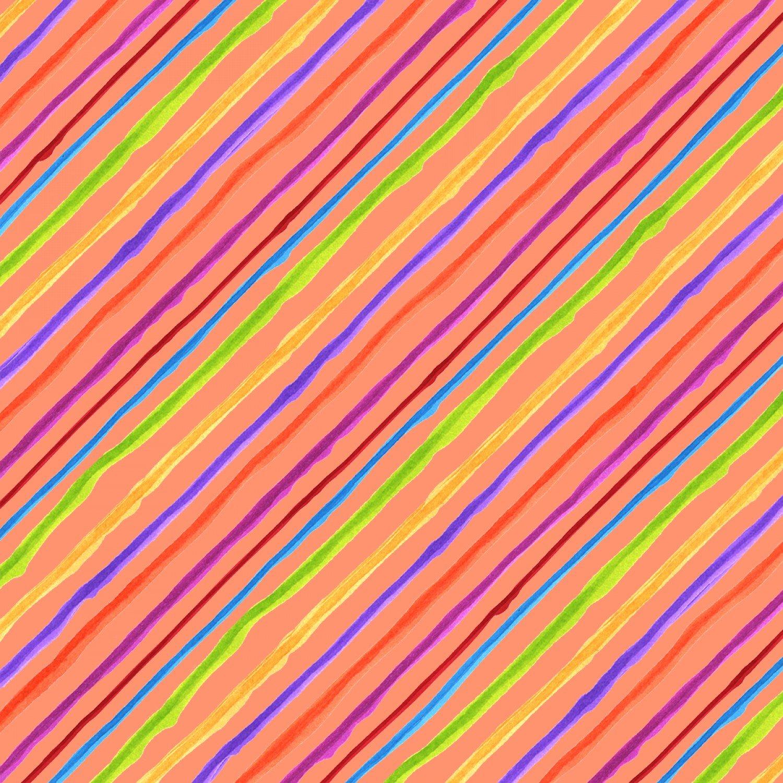 Calico Stripe