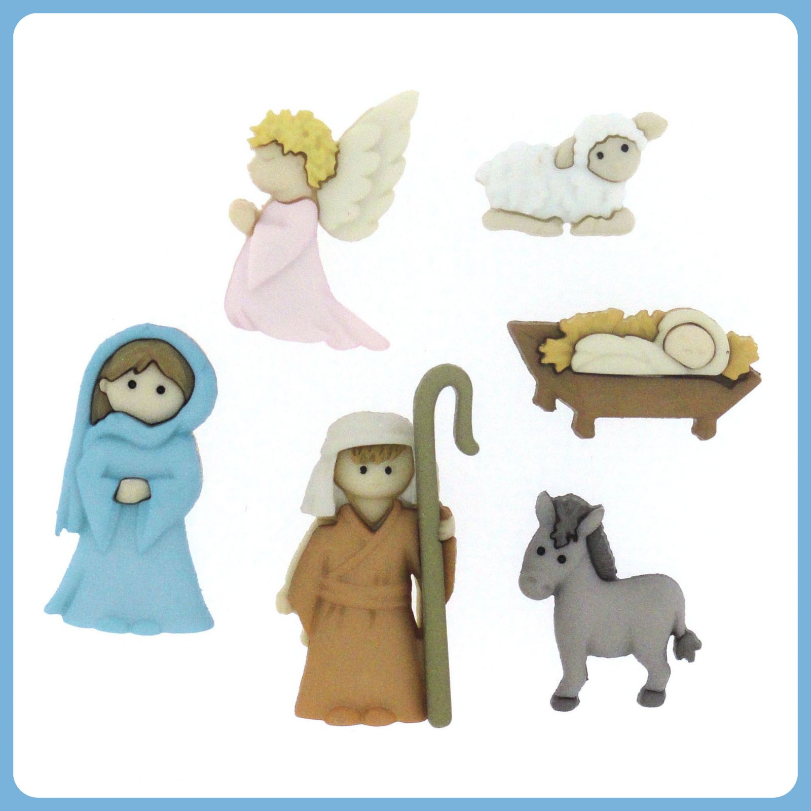 Holiday Collection...Nativity