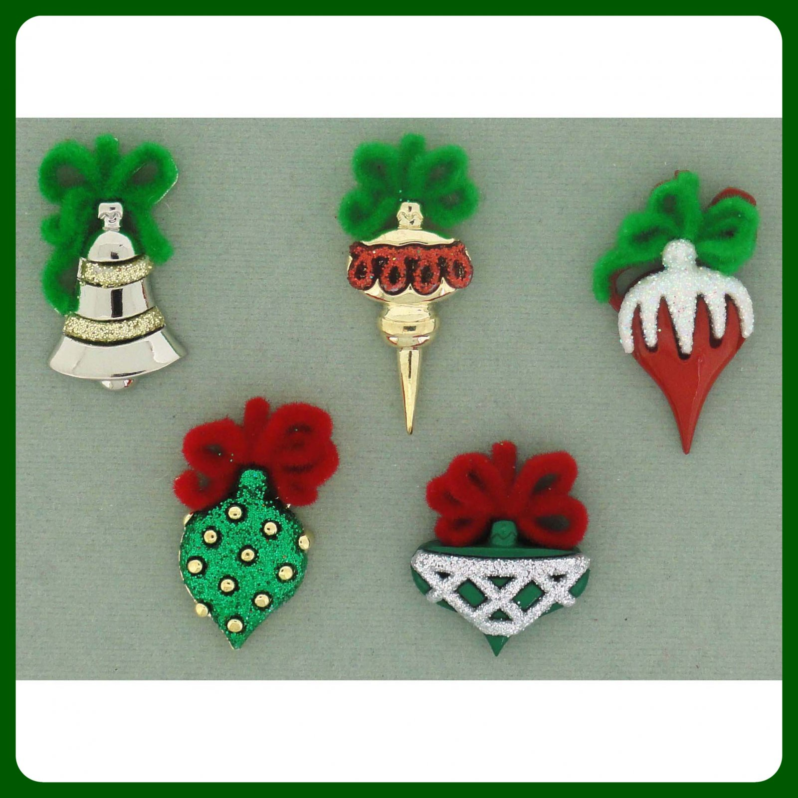 Holiday Collection...Christmas Ornaments