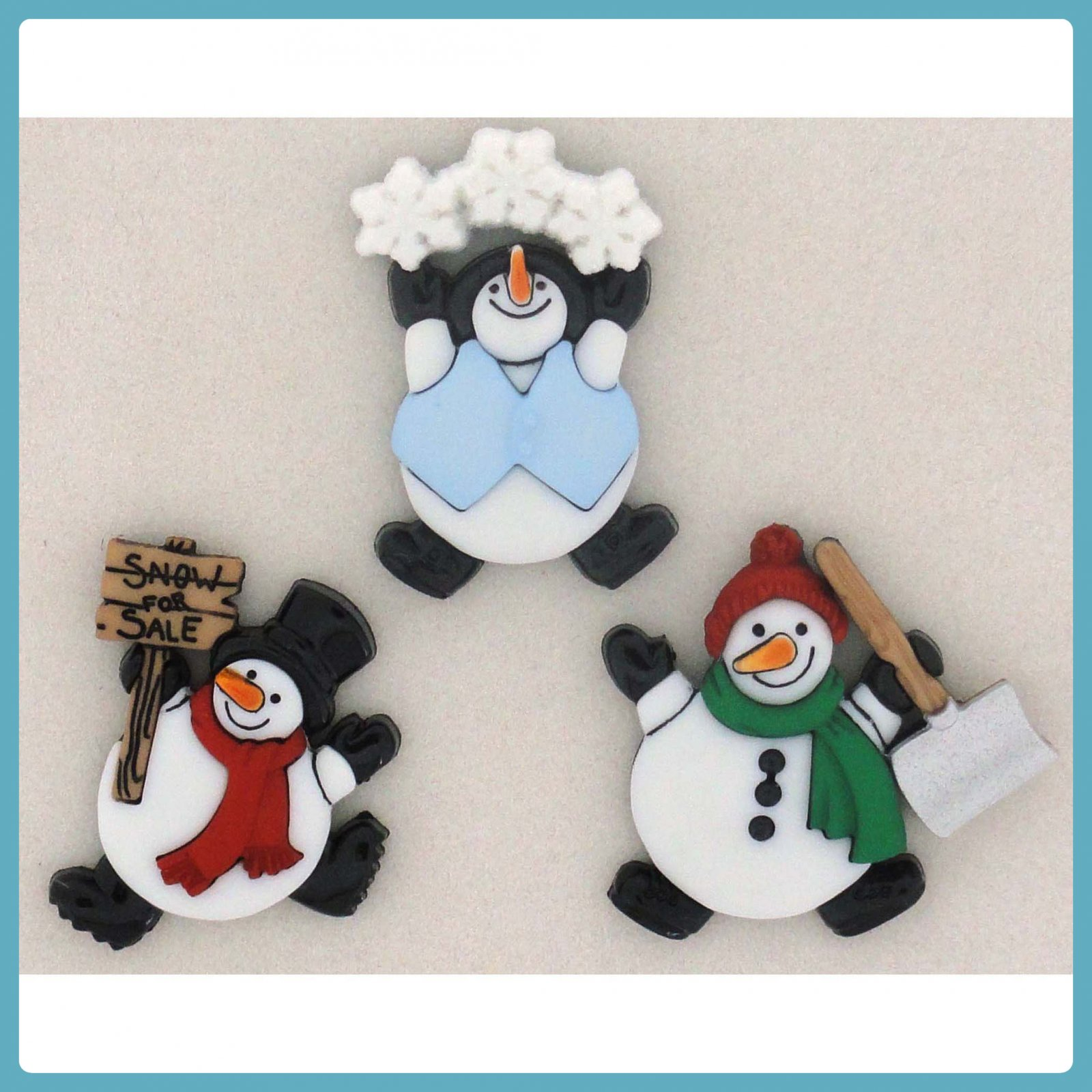 Holiday Collection...Roly Poly Snowman