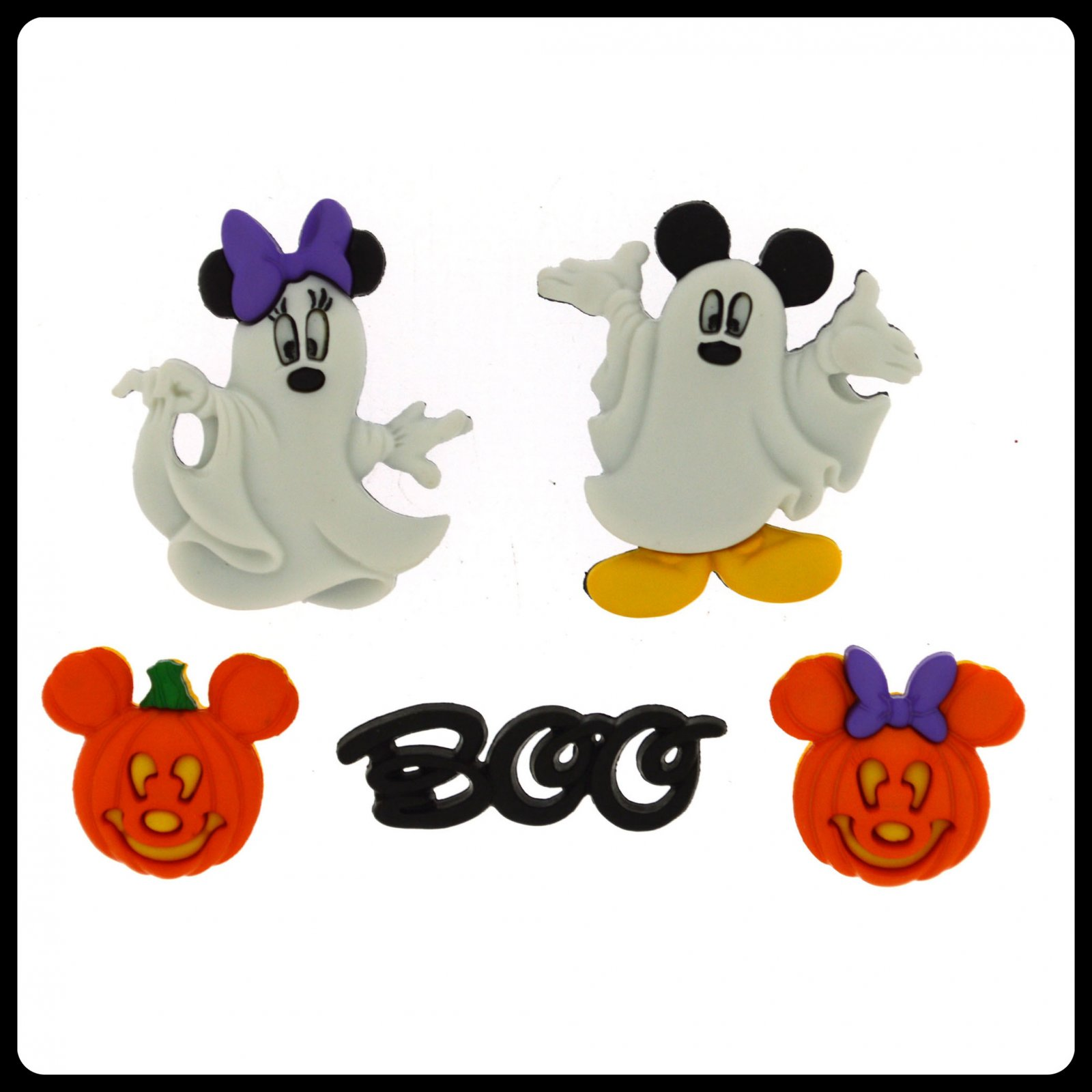 Disney Halloween...Mickey and Minnie - Ghosts