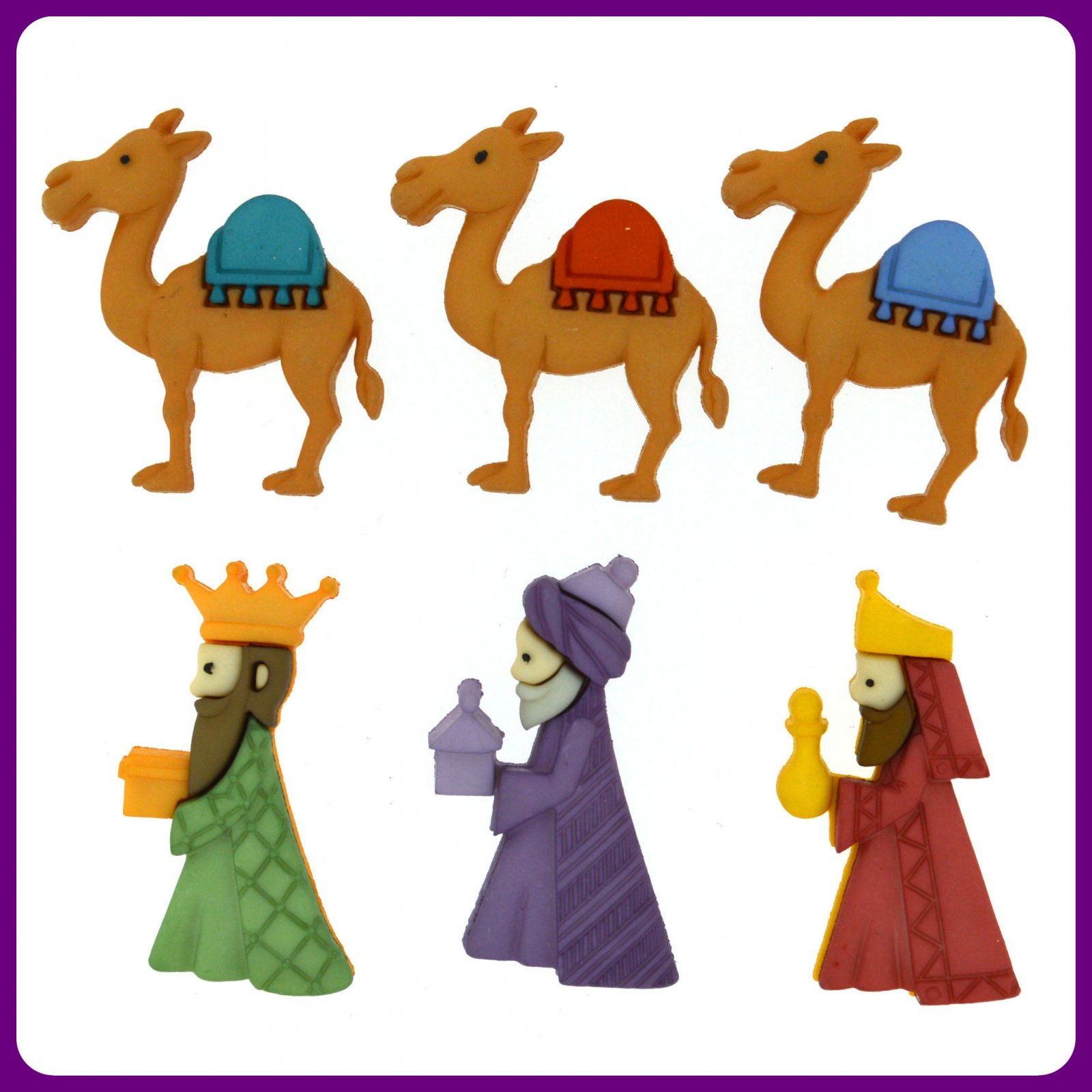 Holiday Collection...We Three Kings