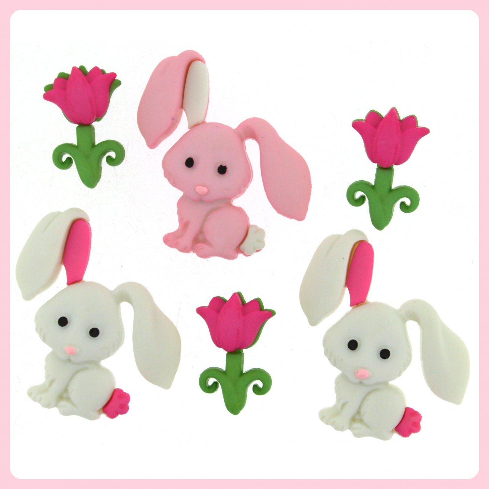 Dress it Up...Bunny Love