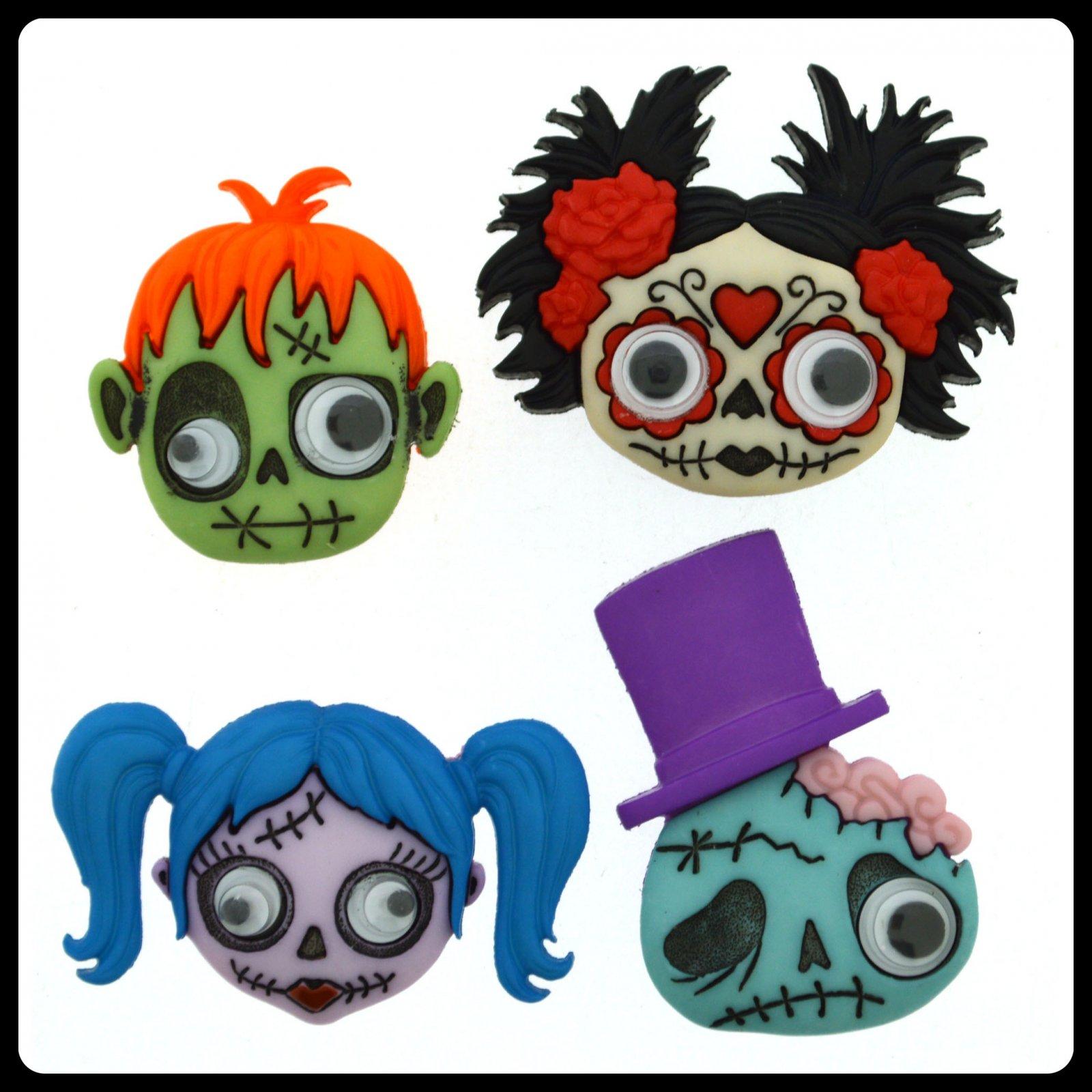 Halloween...Zany Zombies