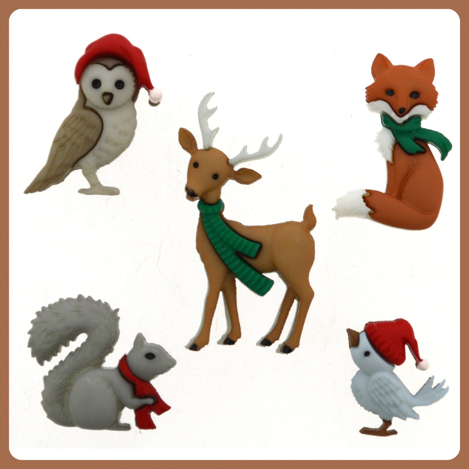 Holiday Collection...Woodland Holiday