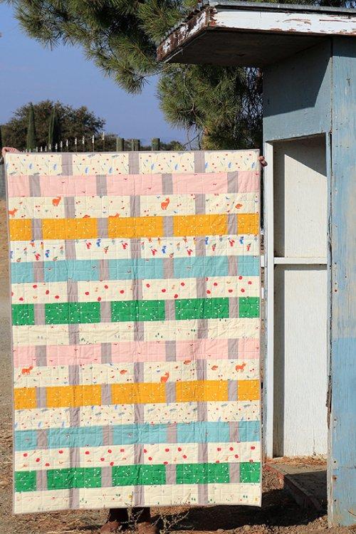 Apple Basket Quilt...Project Pattern