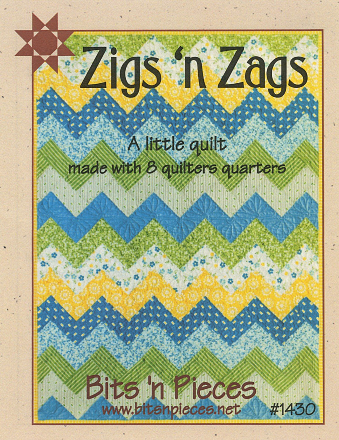 Bits 'N Pieces...Zigs and Zags