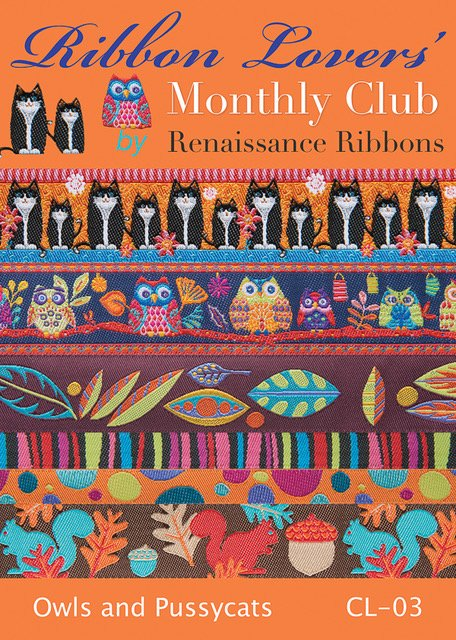 Ribbon Lovers Monthly Collection...October