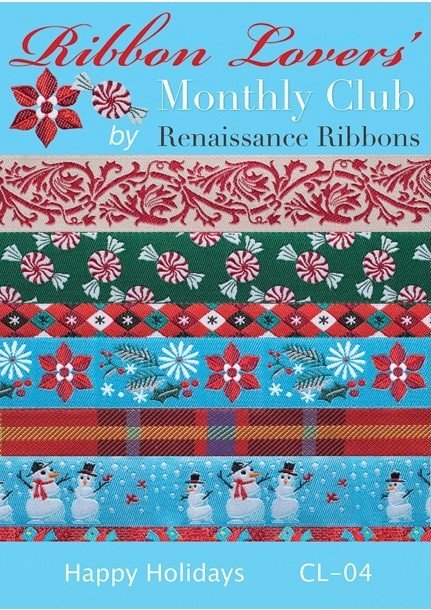 Ribbon Lovers Monthly Collection...November