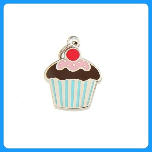 Quilt Charm...Cupcake
