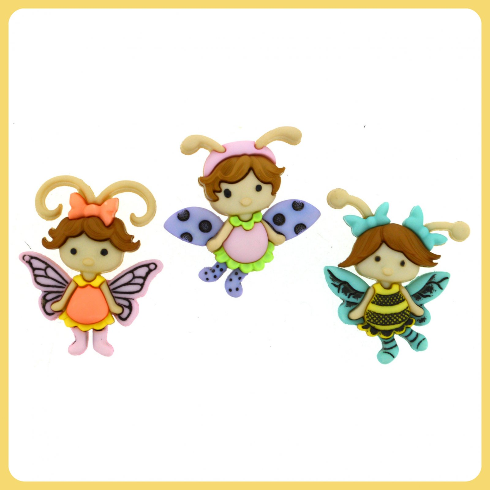 Dress it Up...Flutter Bugs