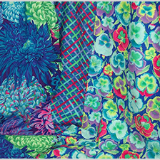 designer prints from the Kaffe Fasset Collective