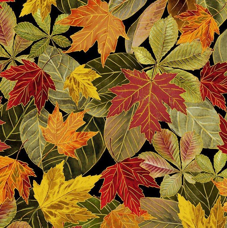 Harvest...Fall Leaves
