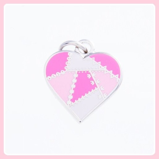 Quilt Charm...Heart of Hope